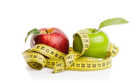 Übergewicht / Gewichtsreduktion