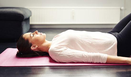 Entspannungstraining Progressive Muskelrelaxation nach Jacobson (PMR)